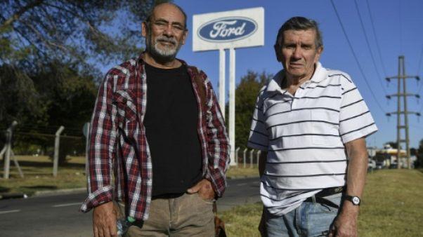 Des dirigeants de Ford Argentine accusés de complicité avec la dictature