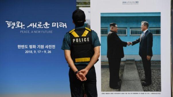 Sommet de Pyongyang: priorité à la dénucléarisation pour Séoul