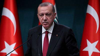 Turkey's Erdogan defends gift of luxury plane from Emir of Qatar