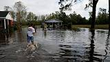 More days of flooding ahead for Carolinas, surrounding states