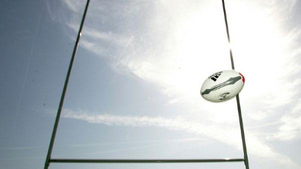 Rugby: des contrats professionnels pour l'équipe d'Angleterre féminine