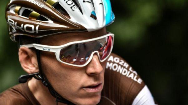 Cyclisme: pour Bardet, la route d'Innsbrück passe par l'Italie