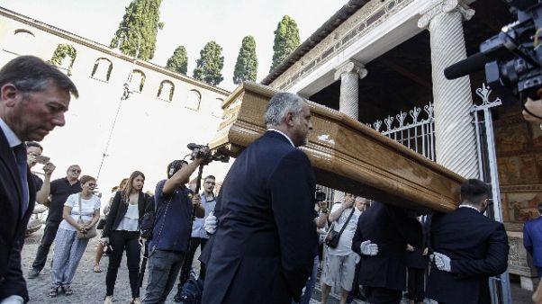 "Maria Sensi, Rosella ""tifi Roma da lassù"