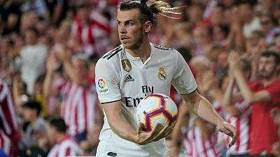 Bale says Real Madrid more of a team without Ronaldo