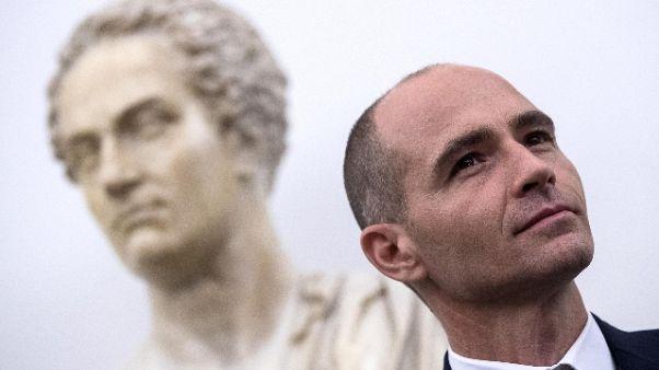 Frongia, Roma lavora per Europei 2020