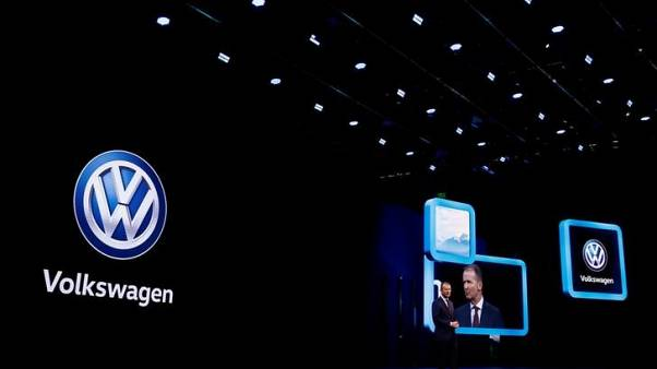 Volkswagen group plans to build 10 million e-cars in first wave