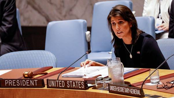 At U.N., U.S. accuses Russia of 'cheating' on North Korea sanctions
