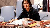 أمريكا تتهم روسيا في الأمم المتحدة بالغش بشأن عقوبات كوريا الشمالية