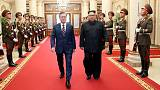 North Korea's Kim says summit with Trump stabilised region, sees more progress