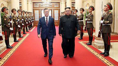 North Korea's Kim says summit with Trump stabilised region, sees more progress