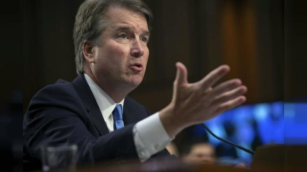 Le juge Brett Kavanaugh, à Washington le 5 septembre 2018