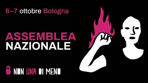 NonUnaDiMeno, assemblea a Bologna