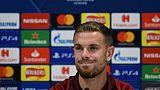 """Liverpool: Henderson promet une """"atmosphère électrique"""" pour le PSG"""