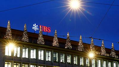 UBS CEO sees no need for dramatic review of targets - Bloomberg TV
