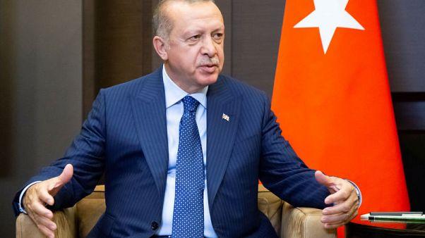 أردوغان: روسيا وتركيا تتفقان على إقامة منطقة منزوعة السلاح في إدلب السورية