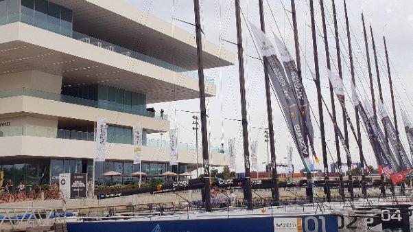 Vela: le 52 Super Series a Valencia
