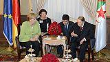 ميركل: ألمانيا والجزائر ستعملان عن كثب في مسألة ترحيل طالبي اللجوء