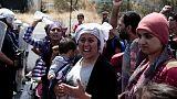 منظمة: على اليونان نقل المهاجرين المعرضين للخطر من مركز لاستقبالهم