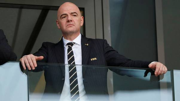 FIFA chief has doubts about Liga plans for U.S. fixture