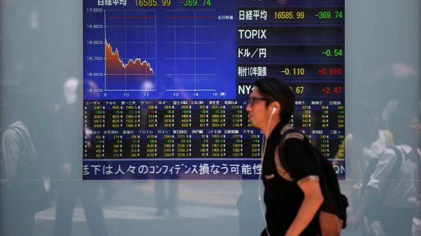 U.S. stock futures drop after Trump slaps new tariffs on China