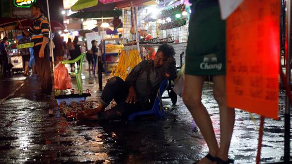 Bangkok's street vendors decry evictions as authorities clean up