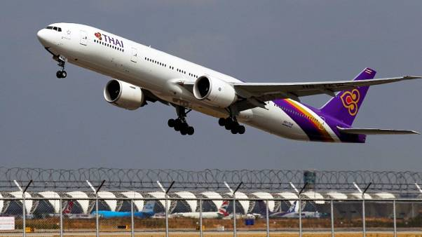 Headwinds before takeoff for new Thai Airways team