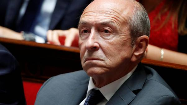 French interior minister to quit Macron government by 2020 - L'Express