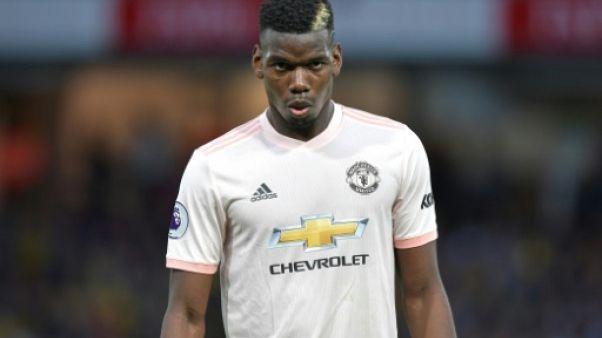 Manchester United: Pogba, incertitudes, méforme et bisbilles