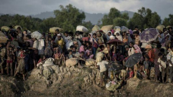 """ONU : la brutalité de l'armée birmane contre les Rohingyas """"difficilement concevable"""""""
