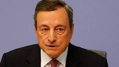 Euro zone banks have more work to do on soured debt - Draghi