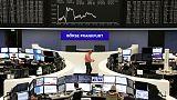 أسهم اوروبا تفتح على استقرار رغم التصعيد في الحرب التجارية