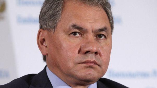 وزير الدفاع الروسي بحث واقعة الطائرة مع نظيره الإسرائيلي