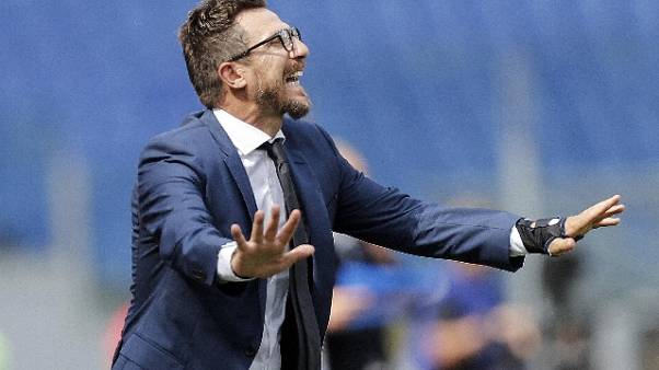 Roma, Di Francesco 'Real sempre affamato