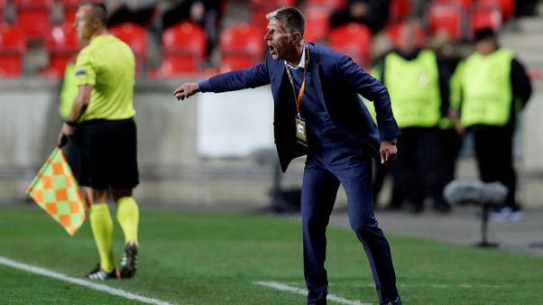 Czechs tap journeyman coach Silhavy to lead national team