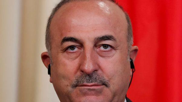 وزير خارجية تركيا: نأمل في عدم إراقة المزيد من الدماء في سوريا