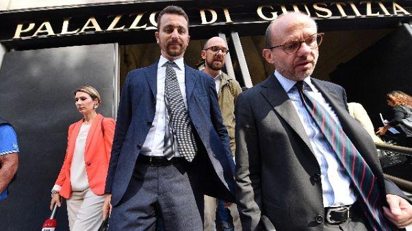 Fondi Lega,sequestro 600mila euro l'anno