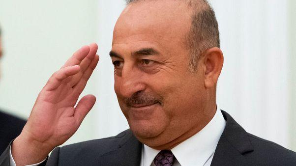 وزير الخارجية التركي: تركيا سترسل تعزيزات لإدلب بعد الاتفاق مع روسيا