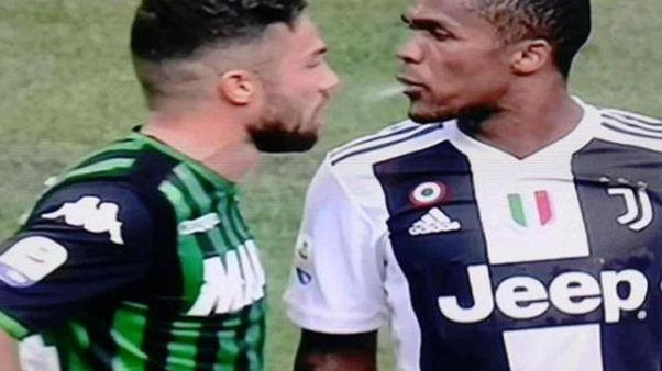 Sputo Costa, ora parla Di Francesco