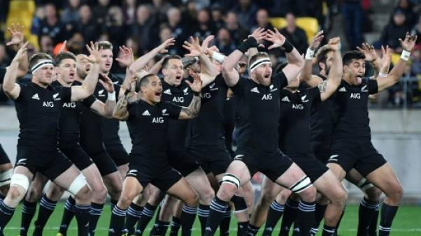 Mondial de rugby: à J-365, les All Blacks seuls au monde?