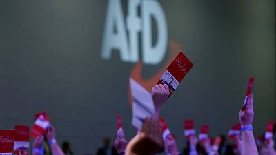 Germany's far-right AfD moves against handful of radicals