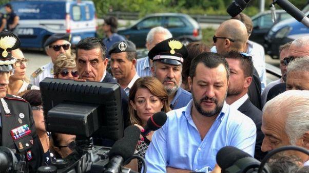 Olimpiadi 2026:Salvini, peccato perderle