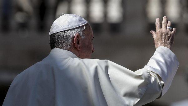 Pedofilia: Swg, 70% cattolici con Papa