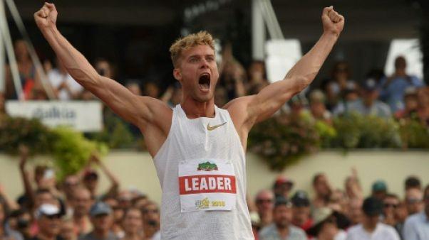 """Athlétisme: Kévin Mayer, l'ambition sans limite du """"Christophe Colomb du décathlon"""""""