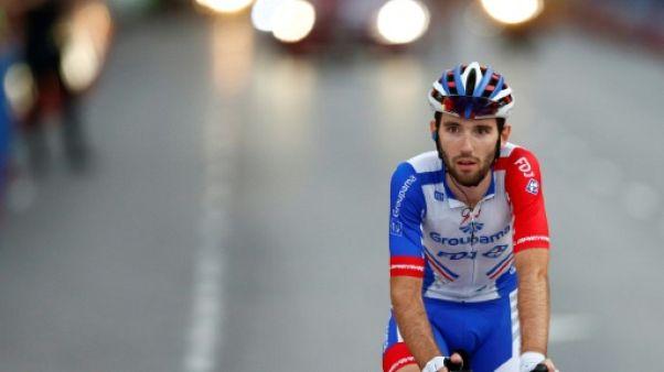 Mondiaux de cyclisme: Thomas remplace Gougeard  pour le chrono