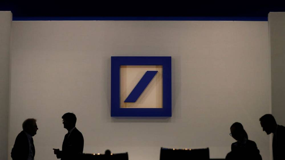 Deutsche Bank CFO says holding structure not high on agenda right