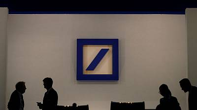 Deutsche Bank CFO says holding structure not high on agenda right now