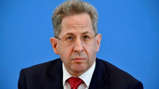 Hans-Georg Maassen, le chef de l'espionnage allemand qui parlait trop