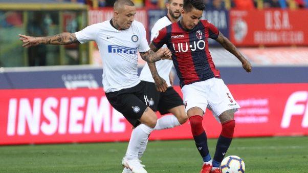 Calcio: 3 turni a Pulgar, stop Gasperini