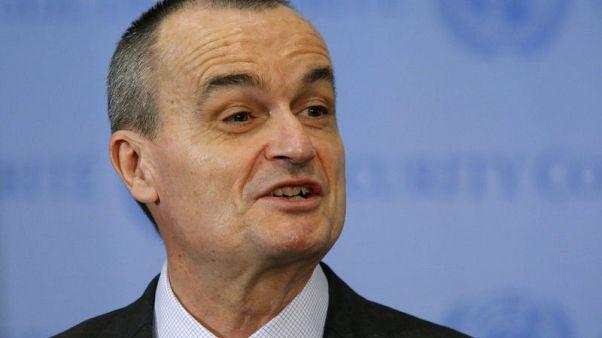 سفير فرنسا في واشنطن: آلة الأخبار المفبركة الروسية طاش صوابها