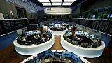 أسهم أوروبا تغلق مرتفعة بعد رد الصين برسوم جديدة على أمريكا